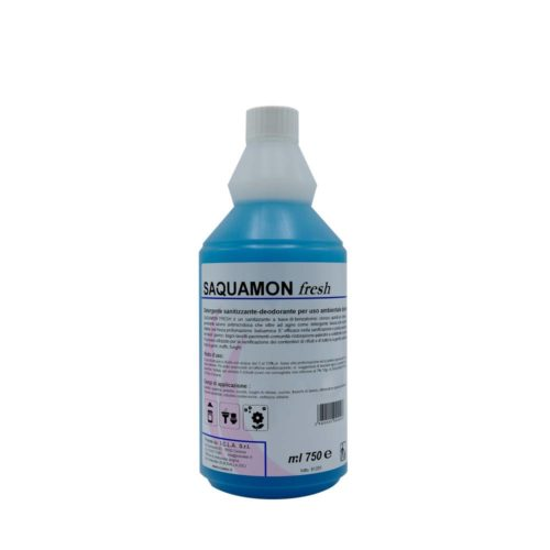 I.C.L.A. OKEI - SAQUAMON FRESH - Detergenti igienizzanti  0
