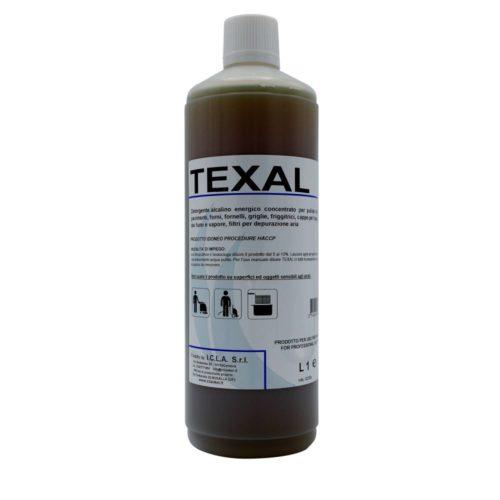 I.C.L.A. OKEI - TEXAL - Pulizia di fondo  1kg - Detergente alcalino energico concentrato per pulizie industriali