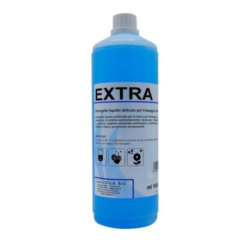 I.C.L.A. OKEI - EXTRA - Igiene personale  1kg - Detergente liquido profumato per le mani a PH fisiologico. I suoi ingredienti selezionati