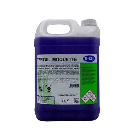I.C.L.A. OKEI - TERGIL MOQUETTE - Sgrassatori e speciali  5kg - Detergente liquido profumato