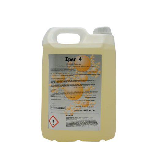 I.C.L.A. OKEI - IPER4 GERMICIDA BALSAMICO - Detergenti igienizzanti  5kg - Disinfettante
