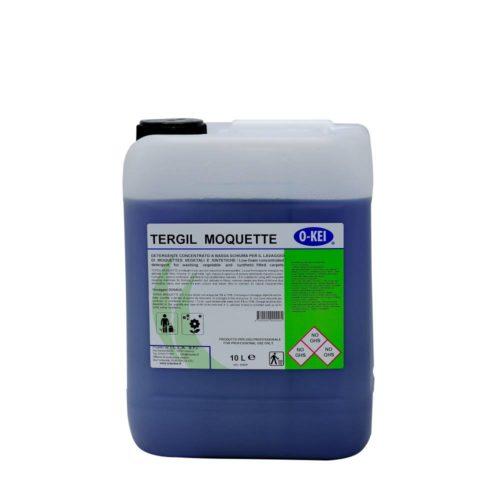 I.C.L.A. OKEI - TERGIL MOQUETTE - Sgrassatori e speciali  10kg - Detergente liquido profumato